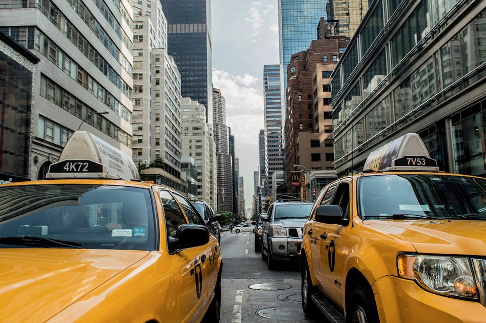 kobieta taksowkarz 2