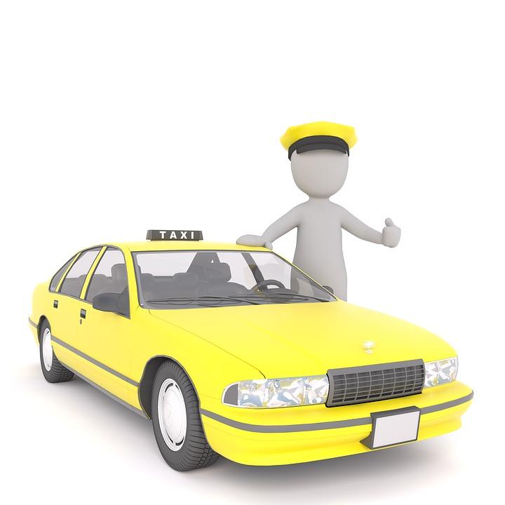 kobieta taksowkarz