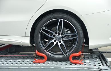zlapana guma w samochodzie 2