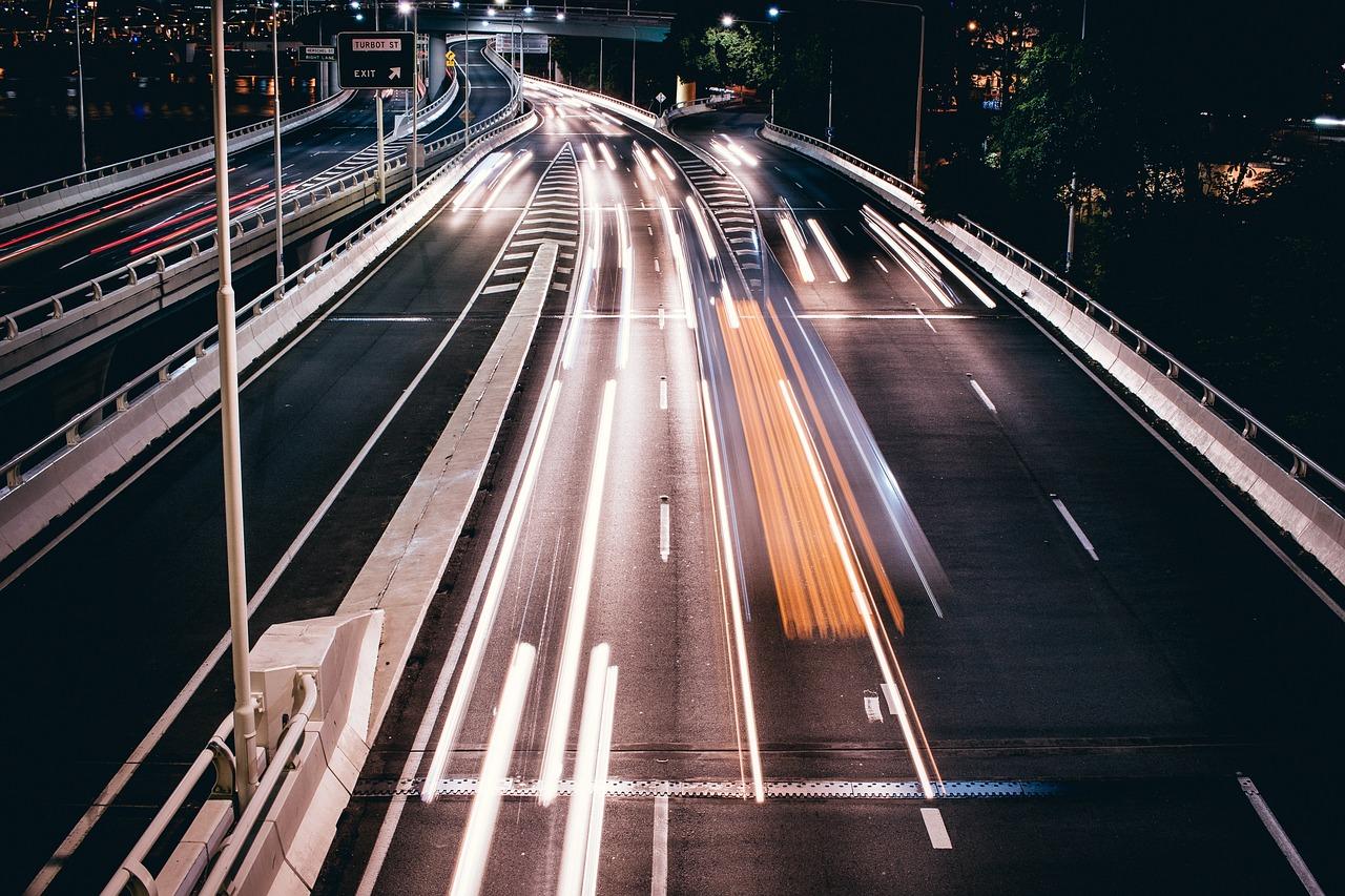 zasady poruszania po autostradzie 2