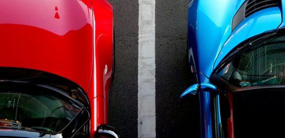 Złe nawyki podczas parkowania samochodu