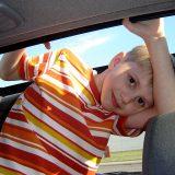 Akcesoria dla dzieci do samochodu